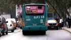 Santiago investe em vias para ônibus (Reprodução/TV Globo)