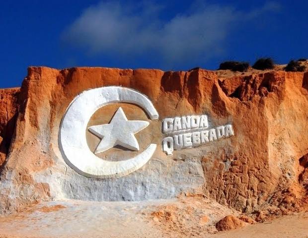 praia de Canoa Quebrada (Foto: divulgação)
