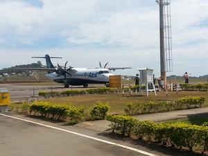 Azul quer ampliar voos em Juiz de Fora; Goianá segue sem operações (7) (Foto: Rafaela Borges/G1)