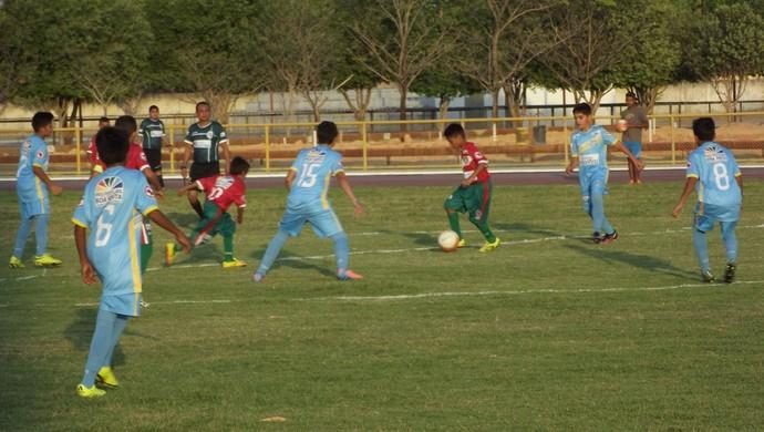Time Sub-12 do Extremo Norte participa atualmente da Copa Boa Vista (Foto: Reprodução/Facebook)