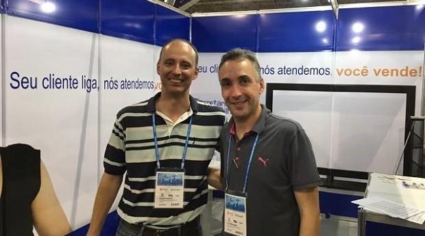Leandro Crocomo e Alexandre Borin: os criadores da Prestus (Foto: Caio Patriani)