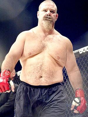 Tank Abbott luta MMA (Foto: Reprodução / Sherdog.com)