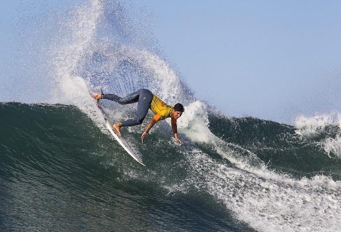 Gabriel Medina surfe, Trestles (Foto: EFE)