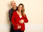 Sheila Mello realiza sonho e consegue ter filha de parto normal