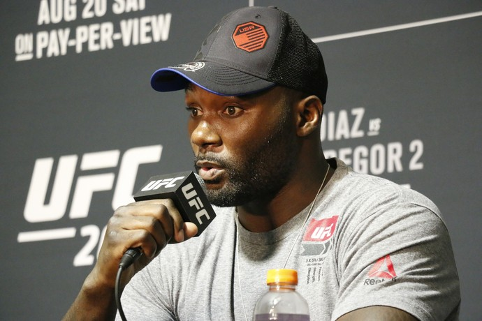 Anthony Johnson; UFC 202 (Foto: Evelyn Rodrigues)