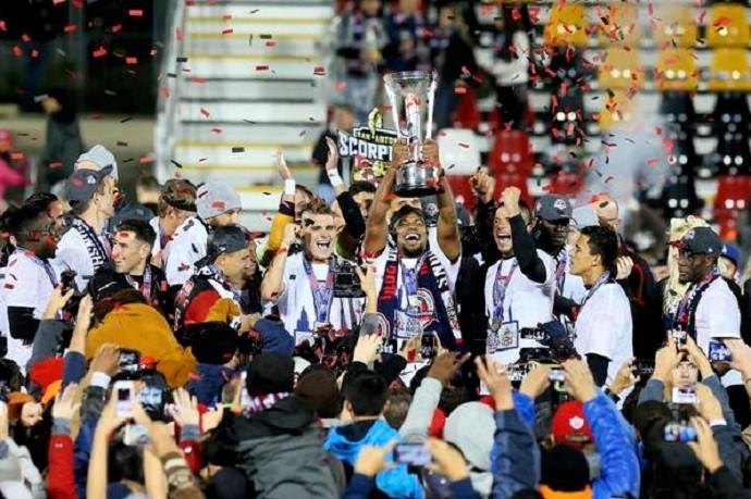 San Antonio Scorpions levanta o troféu da NASL
