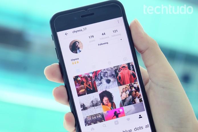 Instagram sequência de fotos 4 (Foto: Carolina Ochsendorf/TechTudo         )