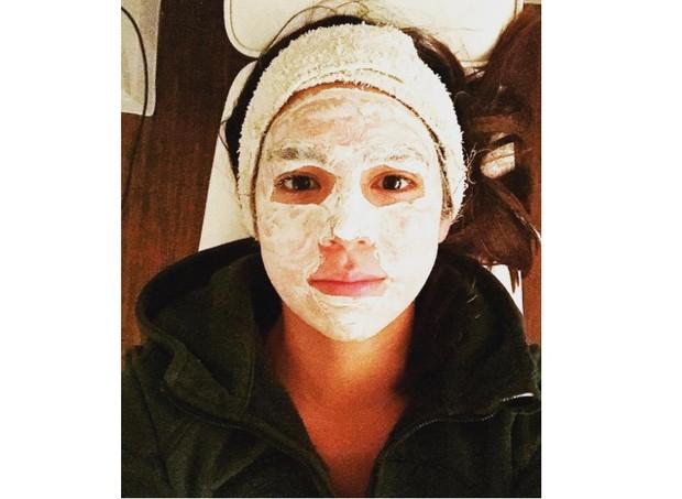 mascara leite (Foto: reprodução Instagram)