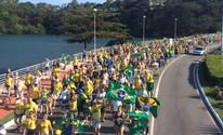 FOTOS: Ato na Grande Vitória pede impeachment de Dilma (Guilherme Ferrari/ A Gazeta)