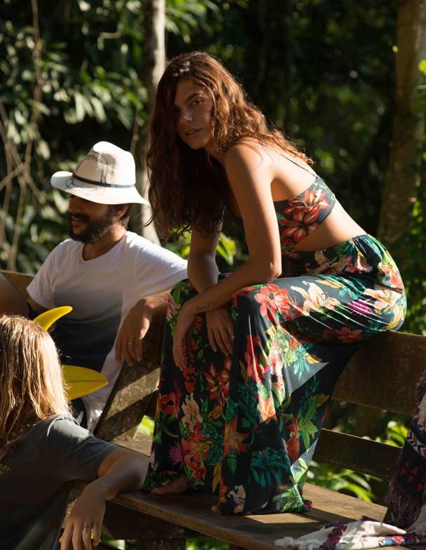 Mariana Goldfarb para a Redley (Foto: Divulgação)