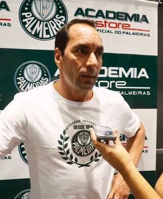 Edmundo São José dos Campos (Foto: Danilo Sardinha/GloboEsporte.com)