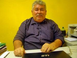 Delegado adjunto Marcelo Sousa (Foto: kairo Amaral/PortalCostaNorte)
