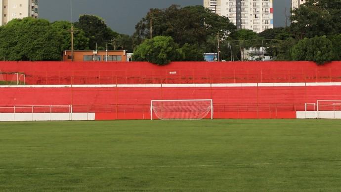 Estádio Onésio Brasileiro Alvarenga (Foto: Fernando Vasconcelos / Globoesporte.com)