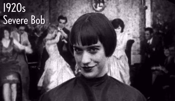 Corte cool dos anos 20: Severe Bob (Foto: Reprodução Vanity Fair )