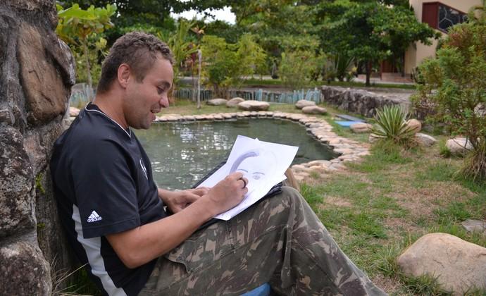 Fazenda Esperança Guaratinguetá (Foto: Filipe Rodrigues)