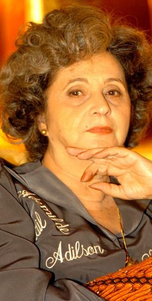 Thelma Reston (Foto: TV Globo / João Miguel Júnior)