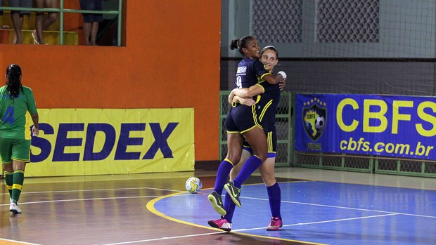 Madre Celeste comemora mais uma vitória na competição (Foto: Zerosa Filho/CBFS )