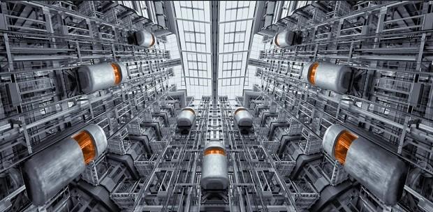 Tecnologia - automação - robotização - robôs - emprego - fábricas - automação (Foto: Pexels)