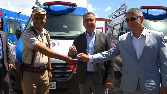 'Operação Verão' terá 22 mil policiais em áreas turísticas e culturais da BA
