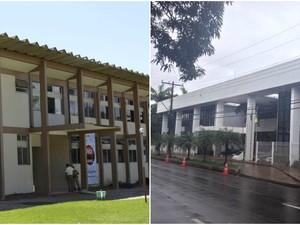 Prefeitura de Macapá e governo do Amapá recebram recomendações (Foto: Abinoan Santiago/G1)