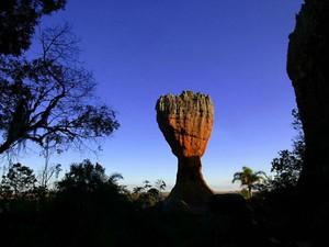 Parque Estadual de Vila Velha, em Ponta Grossa (Foto: Denis Ferreira Neto/SECS/Divulgação)