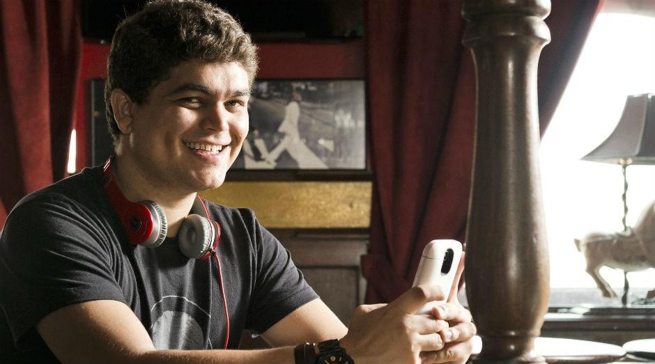 Tallis Gomes é o CEO do app de serviços de beleza, a Singu (Foto: Gabriel Rinaldi/ Editora Globo)