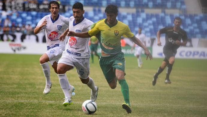 Cuiabá e Dom Bosco Campeonato Mato-grossense (Foto: Lucas Ninno/Secom-MT)