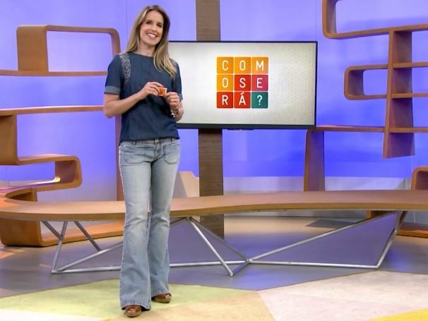 Mariana Ferrão assume o programa durante as férias de Sandra Annenberg (Foto: Globo)