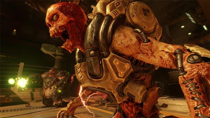 Doom (Foto: Divulgação) (Foto: Doom (Foto: Divulgação))