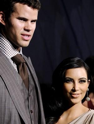 Kris Humphries Kim Kardashian (Foto: AP)