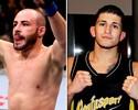 No mesmo card do irmão, Sergio Pettis enfrenta Chris Kelades no UFC 197