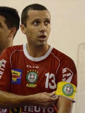 Bruno Regufe, capitão da ADDP / Cabo Frio (Foto: Léo Borges)