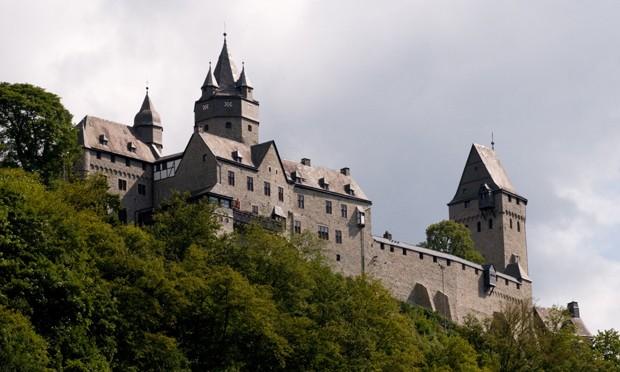 Burg Altena, na Alemanha   (Foto: Reprodução/Kane-DeviantArt)