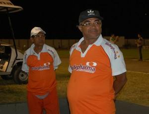 Maqueiros Amigão, Campina Grande  (Foto: Silas Batista / GloboEsporte.com)