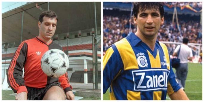 Tata Martino Juan Antonio Pizzi jogadores (Foto: Reprodução)