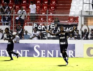 Cleber gol Ponte Preta x Atlético Sorocaba (Foto: Victor Hafner/ Ponte preta)