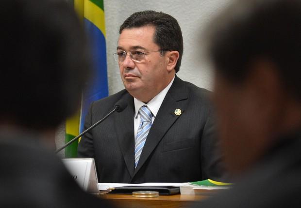 O ministro Vital do Rêgo, do Tribunal de Contas da União (TCU) (Foto: Antonio Cruz/Agência Brasil)