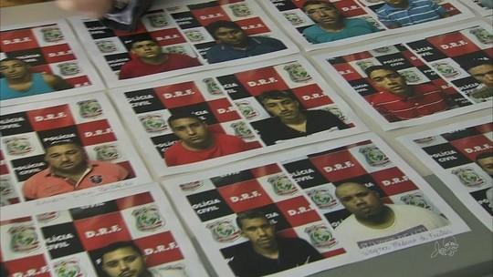 Polícia prende 32 pessoas ao flagrar reunião de facção criminosa no CE