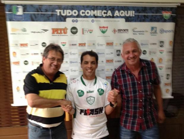 Joan Osvaldo Trigueiro Washington Fernandes Alecrim