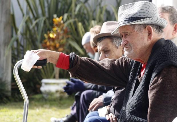 idosos - aposentadoria - previdência - reforma da previdência (Foto: ANPR/Fotos Públicas)