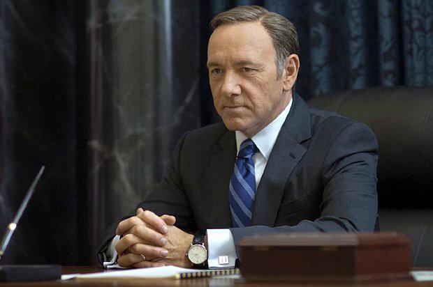 Kevin Spacey em House of Cards (Foto: Netflix/Reprodução)