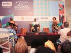 Autores abordam 'proximidade cultural' entre Brasil e África na Flica