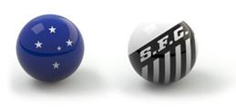 confronto guia da rodada bolinha Cruzeiro x Santos (Foto: Editoria de Arte)