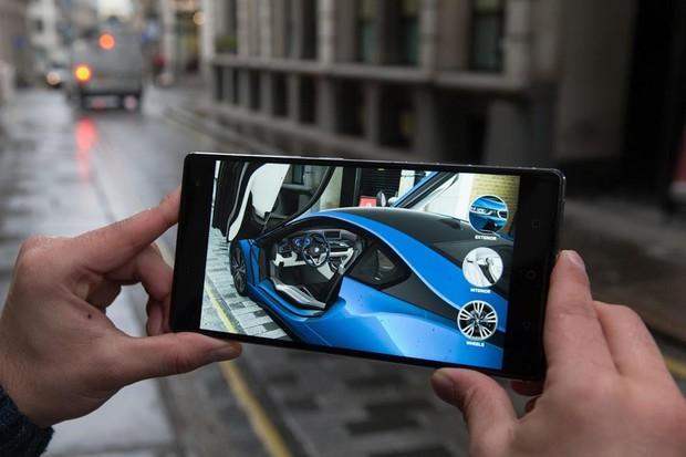 BMW i Visualizer (Foto: divulgação)