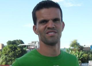 Walter Minhoca, meia do Guarani-MG (Foto: Cleber Corrêa/GLOBOESPORTE.COM)