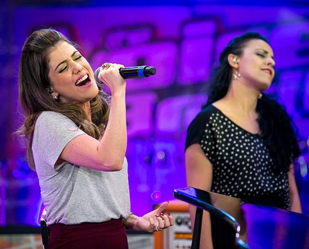 É muito talento! (Foto: Isabella Pinheiro/Gshow)