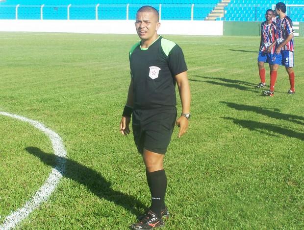 Robson Martins fará sua última partida como árbitro (Foto: Arquivo pessoal)