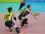 Por mais uma boa temporada, Michelle fortalece físico e elogia atletas do Praia