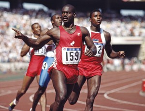 Atletismo 1988 Ben Johnson (Foto: Getty Images)