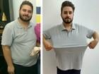 Irmã 'vigilante' ajuda jovem a perder 44 kg e fugir de 'armadilhas' do Natal